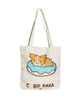 Corgi Desserts Canvas Bag