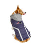 [FOR DOGS] NEW ENGLAND PATRIOTS NFL PUFFER VEST BY HipDoggie