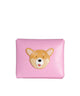 Corgi Leather Keychain/Bag Charm/ Coin Pouch/ Cardholder BY Leather Prince