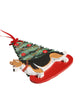 Christmas Holiday Pine Tree Dog Breed Ornament BY Dandy Design - NAYOTHECORGI