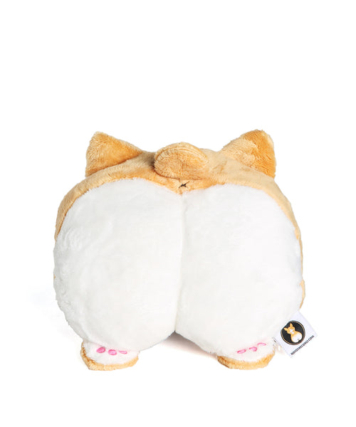 Corgi Butt Car Pillow