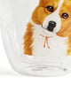 Double Glass Corgi Mug 500ml