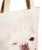 Frenchie White Canvas Bag - NAYOTHECORGI