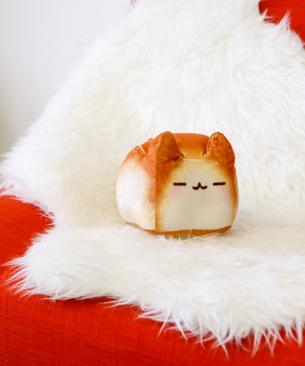 A Loaf Of Bread Corgi Plush