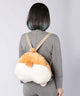Giant corgi butt backpack