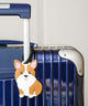Corgi Shape Luggage Tag