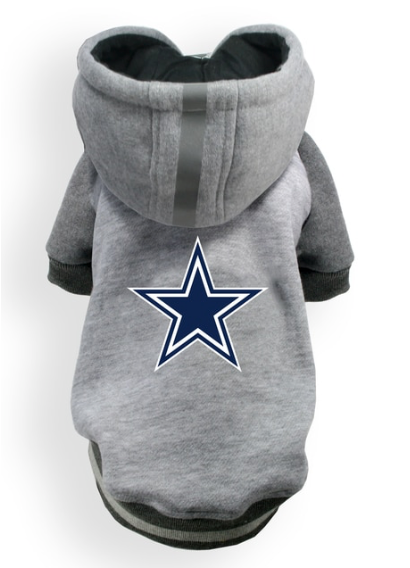 [FOR CORGI] NFL TEAM HOODIE - COWBOYS BY HipDoggie