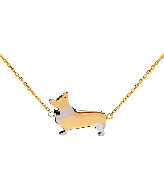 ZIGGY Necklace G18K (Pre-order 15 days)