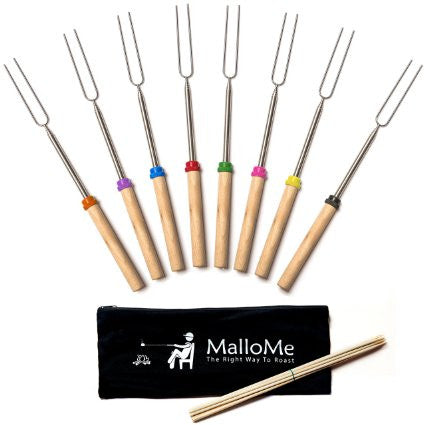 8 Telescoping Fork Bundle - MalloMe