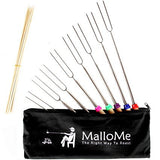 10 Fork Telescoping & Rotating Set - MalloMe