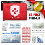 Compact and Portable First Aid Kit - MalloMe