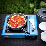 Camping Cookware Mess Kit  (2 Liter Pot) - MalloMe