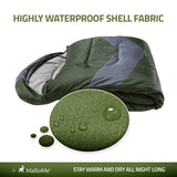 Camping Sleeping Bag - MalloMe