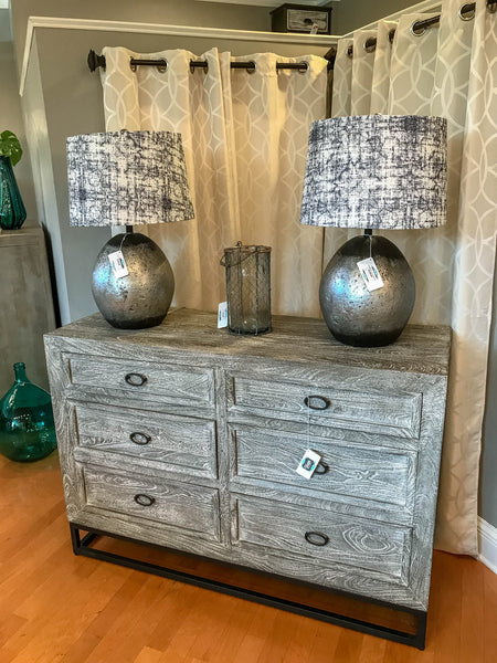 Artisan 6 Drawer Dresser