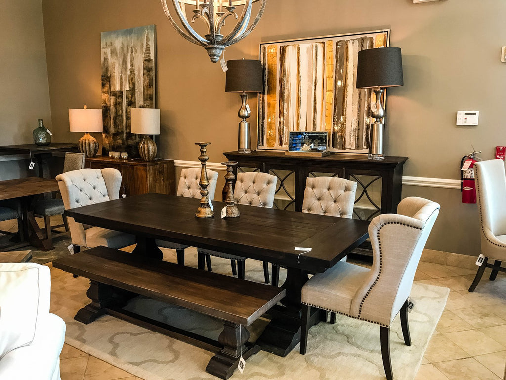 ... Mahogany Dining Table   Cocoa. $1,699.99. Best Seller. Weston 96