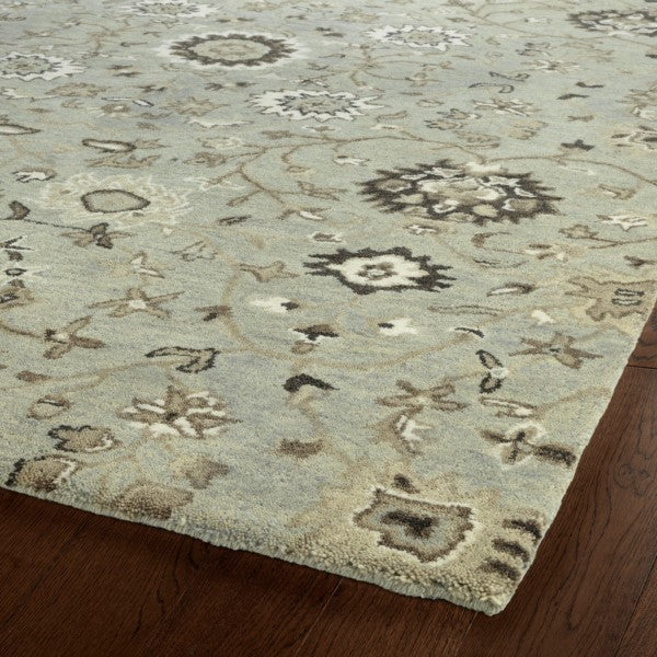 Amaretto Area Rug - Mint