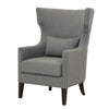 Brantley Club Chair - Sunbrella Slate