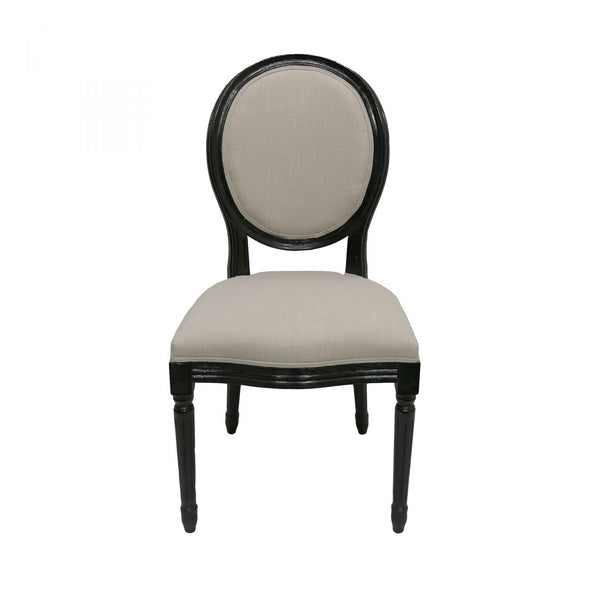 Carmen Dining Chair - Black