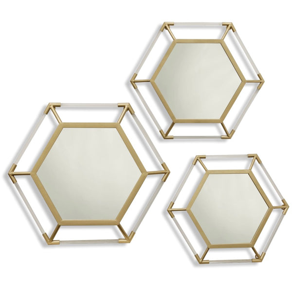 Lavaro Mirror - Set of 3