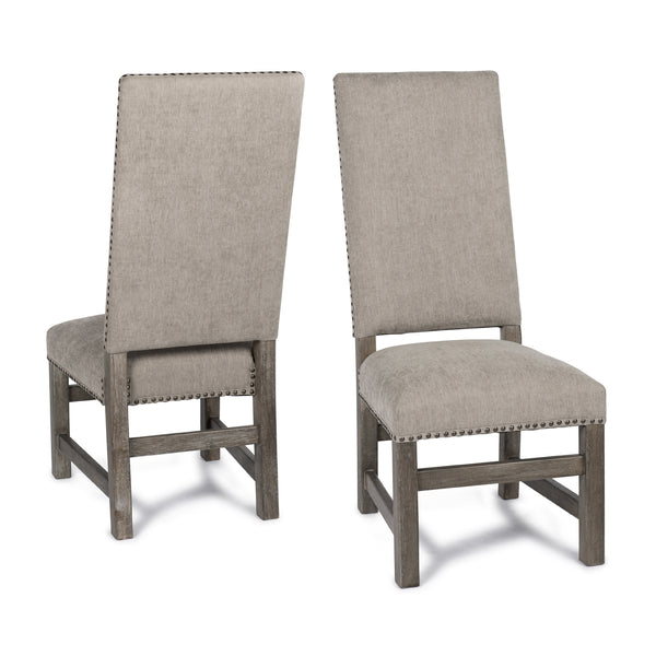 Montreat Side Chair - Granite Ash + Driftwood