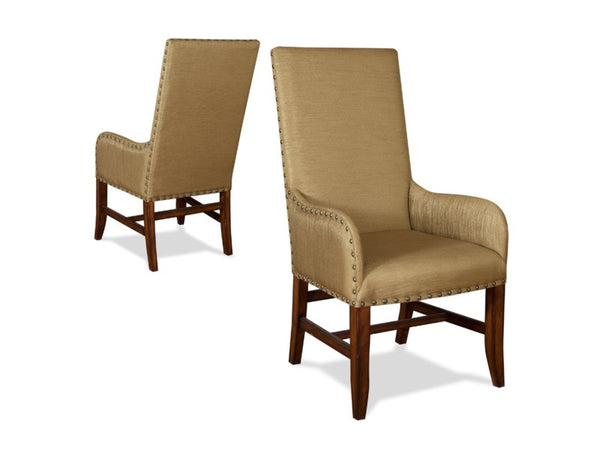 Christine Arm Chair - Luxe Gold