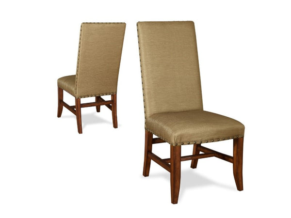 Christine Side Chair - Luxe Gold