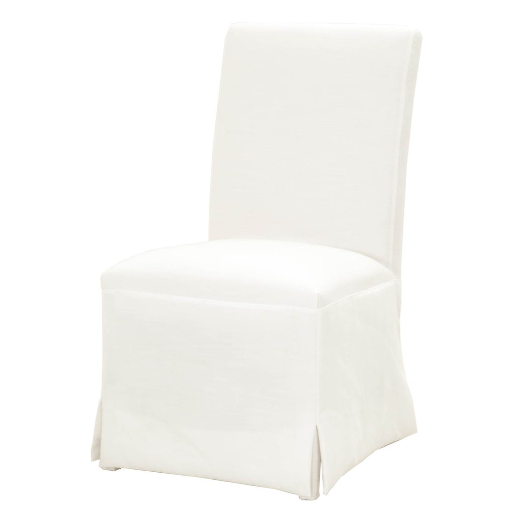 Arkayla Slip Cover Dining Chair - Pure White