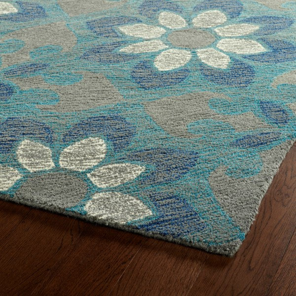 Montague Area Rug - Grey 02-75