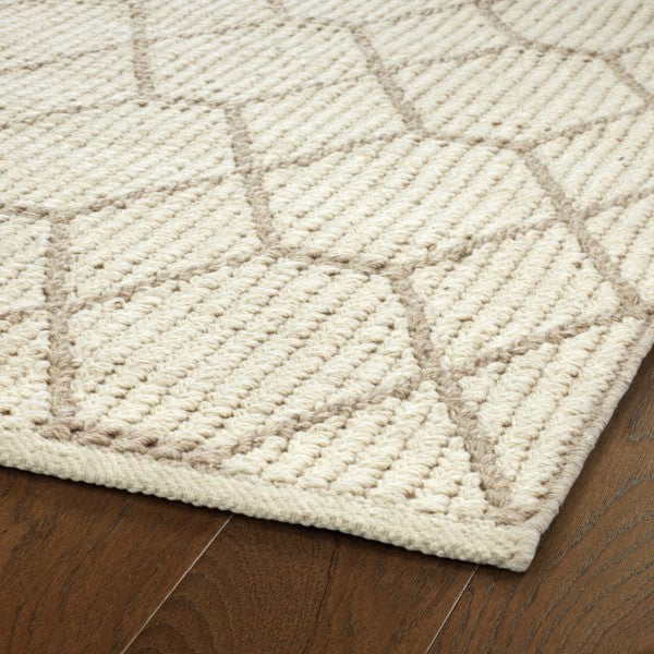 Andean Area Rug - Ivory