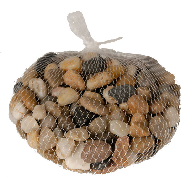 Bag of Natural River Rocks