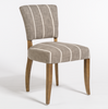 Astor Dining Chair - Graphite + Oak