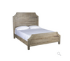 Francois Bed - California King - Vintage Taupe