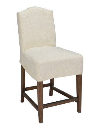 Clarice Slipcover Bar Stool