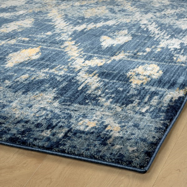 Tissano Area Rug -  Denim