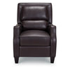 Dunston Leather Recliner - Brown