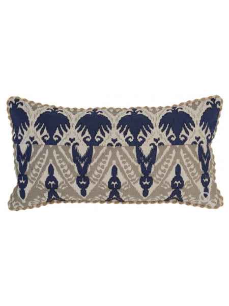 Alamos 14x26 Pillow - Indigo
