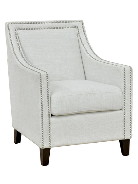 Colleen Club Chair - Ivory