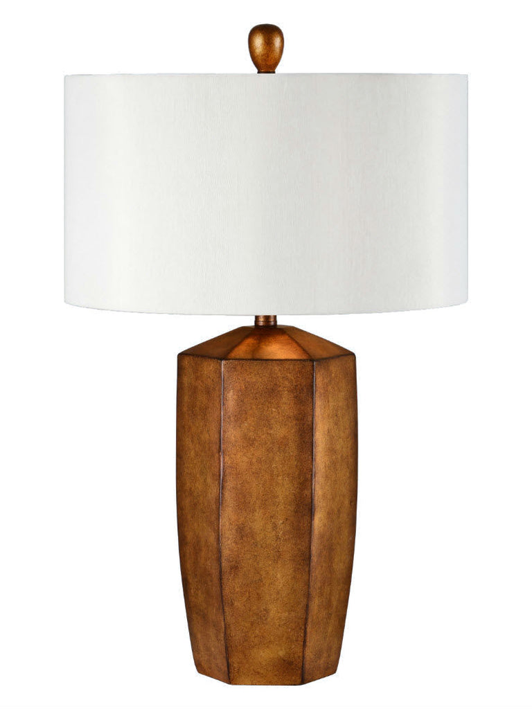 Amber 30 table lamp vintage home charlotte amber 30 aloadofball Image collections