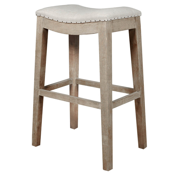 Hannah 27 Quot Counter Stool Stone Vintage Home Charlotte
