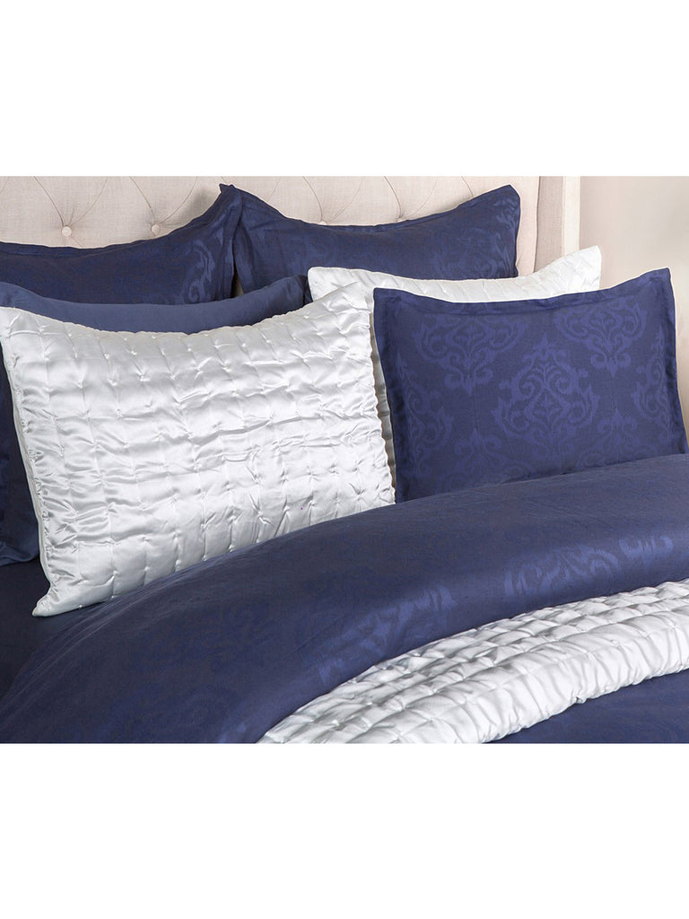 Francis Duvet Collection - Indigo - Queen
