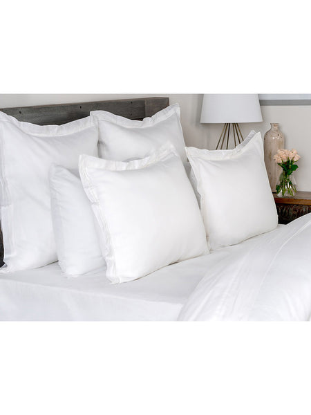 Harlow Duvet Collection - White - Queen