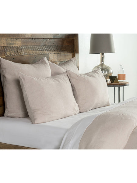 Heirloom Linen Duvet Collection - Natural - Queen