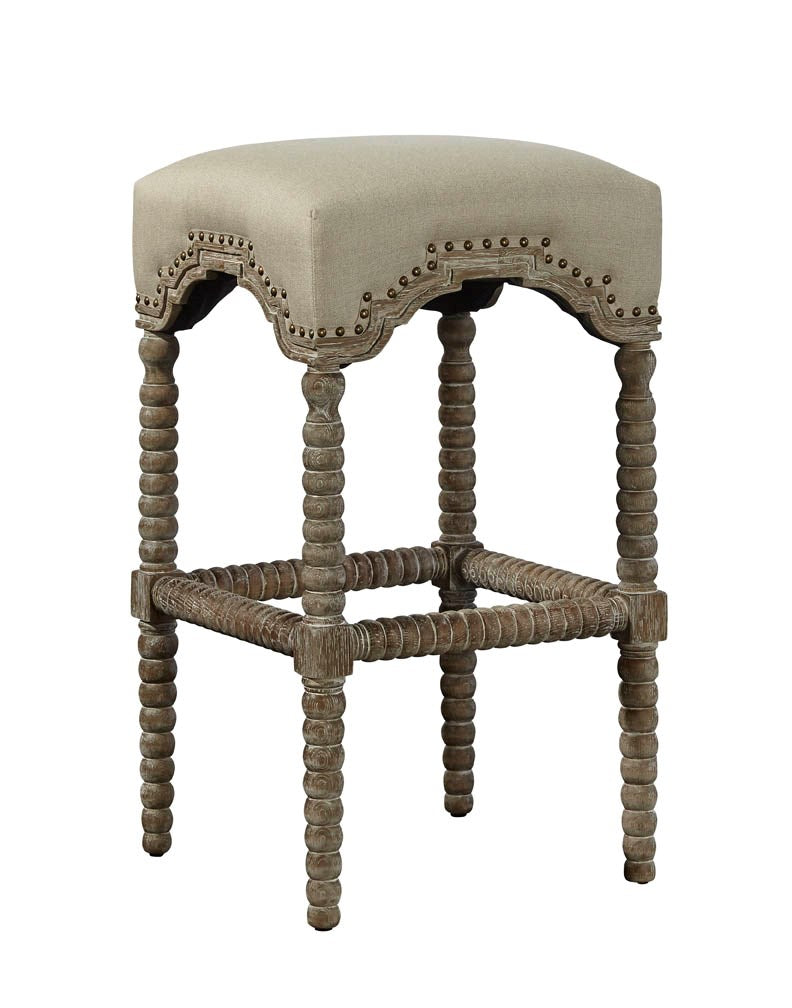 Castle Oak Bar Stool