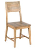 Timber Dining Chair - Natural