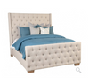 Loren Tufted Bed - California King