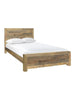 Timber Natural Bed - King