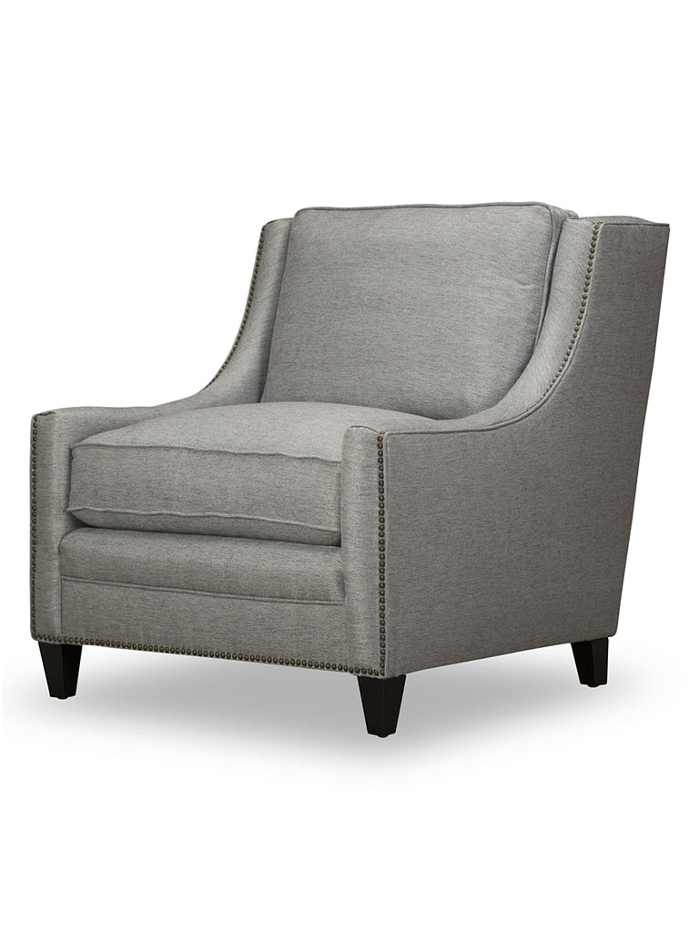 Brandt Chair - Pewter