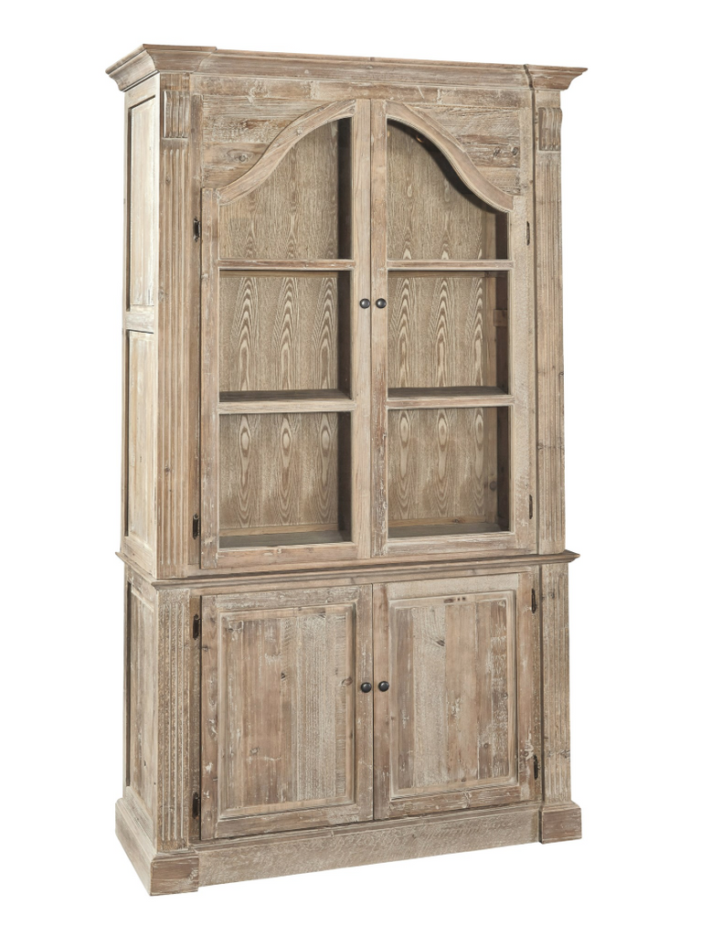 Window Arch 86 Quot Bookcase Vintage Home Charlotte