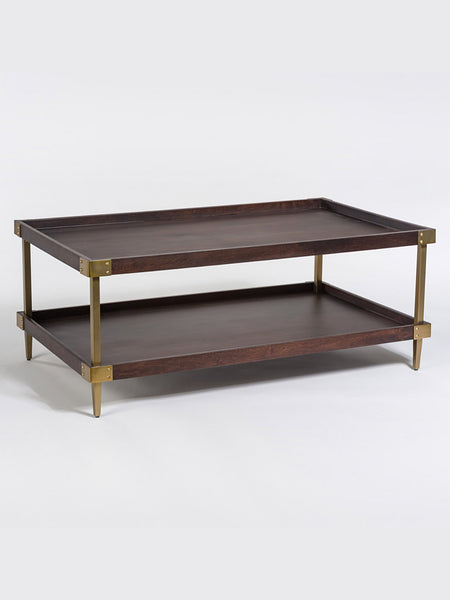 Boulevard Coffee Table - Walnut