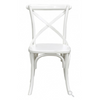 Amera X-Back Chair - White